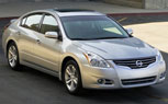 2012 Nissan Altima, NV Recalled For Air Bag Defect