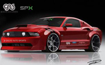 BOSS 429 Inspired Widebody Mustang to be Auctioned for Children's Charity