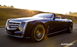 Cadillac Ciel Concept Video: First Look at Caddy's Stunning 4-Seater Convertible
