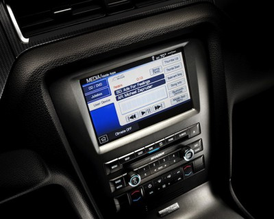 Ford Will Launch SYNC(R) AppLink for the 2012 Ford Mustang