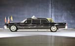 The Pope's Lincoln Continental Headed To Auction