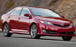 2012 Toyota Camry Priced from $21,995; Camry Hybrid from $25,900