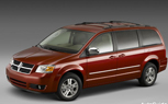 Chrysler Re-Recalling 376,000 Minivans For Airbag Defect