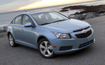 Chevy Cruze Diesel Targeting 50-MPG