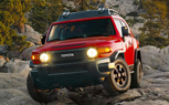 2012 Toyota FJ Cruiser Trail Teams Special Edition Unveiled [Exclusive]