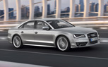 2012 Audi S8 Blends Brute Force and Beauty – Frankfurt Auto Show Preview