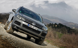 VW Planning New SUV Above Touareg in Size, But Below it in Price