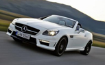 2012 Mercedes SLK55 AMG Revealed With All-New 5.5-Liter V8