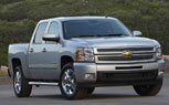 Chevy Silverado Mildly Updated For 2012