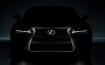 2013 Lexus GS350: First Photo Teased Ahead of Pebble Beach Debut