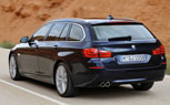 BMW May Revive 5-Series Wagon For America