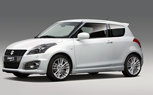 New Suzuki Swift Sport To Debut At Frankfurt Auto Show