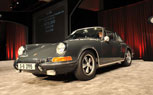 Steve McQueen's 1970 Porsche 911S Nets $1.25 Million At Auction