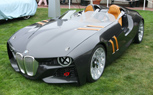 BMW 328 Homage Honors the Original at Pebble Beach