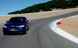 2012 BMW M5 Takes a Lap at Laguna Seca [Video]