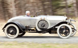 World's Oldest Surviving Production Bentley Sold At Pebble Beach