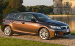 Lexus CT200h Sales Besting Rivals Despite Supply Issues