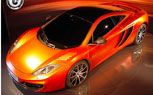 McLaren Exclusive Custom Options for MP4-12C Previewed at Pebble Beach