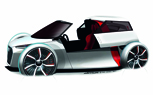 Audi Urban Concept Design Sketches Preview Sporty City Car