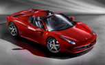 Ferrari 458 Spider Officially Revealed With Retractable Hard-Top [Video]
