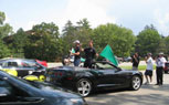 NASCAR Stars Lead Chevy Volt Owners Convoy at Woodward Dream Cruise [Video]