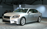 2013 Lexus GS350 Unveiled At Pebble Beach [Video]
