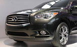 Infiniti JX Video: First Look at Infiniti's 3-Row Luxury Crossover