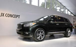 Infiniti Planning Front-Drive Product Push