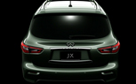 Infiniti JX Concept Nears Full Reveal With Fifth Teaser Photo