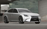 2013 Lexus GS to Get Facebook Reveal