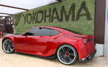 Scion FR-S Crashes the Party at the Pebble Beach Concours d'Elegance