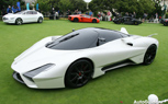 Pebble Beach Concept Lawn Video: Current and Future Exotics Take Center Stage