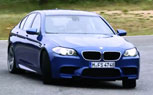2012 BMW M5 Laps The Nurburgring [Video]