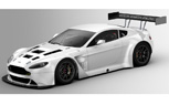 Aston Martin V12 Vantage GT3 Might be the World's Best Looking Race Car