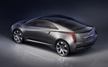 Cadillac ELR Revealed as ConverJ Concept's Production Name