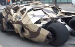 "Batmobile Spotted In Pittsburgh While Filming ""The Dark Knight Rises"" [Video]"