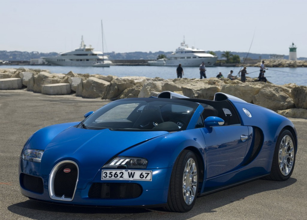 Bugatti Is Not Planning A Super Sport Version Of Veyron Grand