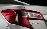 2012 Toyota Camry Photo: Second Teaser Image Released