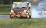 "The ""Drift Bus"" is a BMW M5-Powered Ford Transit Van [Video]"