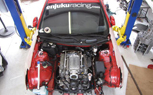 Hyundai Genesis Coupe With Supercharged LS1 Built By Enjuku Racing For SEMA 2011