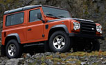 Land Rover Defender Concept To Debut In Frankfurt Next Month