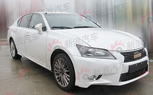 2013 Lexus GS350 Leaked Ahead Of Pebble Beach Debut
