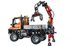 Ever Wanted A Unimog Made Out Of LEGO? Now You Can Have One