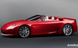 Lexus LF-A Roadster Rumored To Debut In 2014?