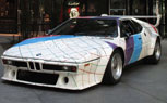 Peter Gregg's BMW M1 Art Car Up For Auction