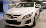 Mazda6 Hybrid In The Works