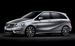 2012 Mercedes B-Class Revealed Ahead Of Frankfurt Debut