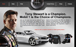 Win a Tony Stewart-Customized Camaro SHR, Courtesy Mobil 1 [video]