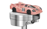 "Porsche Design ""Pink Pig"" Piggy Bank; The Retro Way to Save"