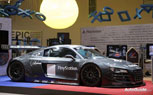 Audi, Sony Build R8 LMS Driving Simulator For Gamescom